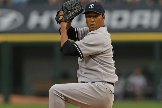 Yankees Can't Make Kuroda's Strong Start Stand