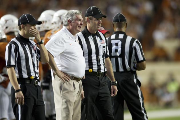 Texas Football: Bold Predictions for the Longhorns' 2013 Season