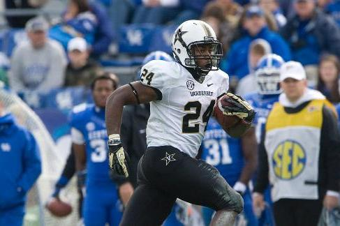 Vanderbilt Football: Brian Kimbrow and Wesley Tate Will Shock the SEC in 2013