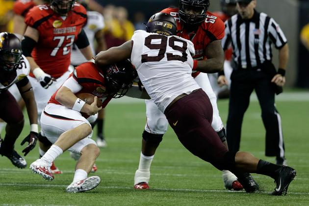 Breaking Down 2014 NFL Draft Prospect Ra'Shede Hageman