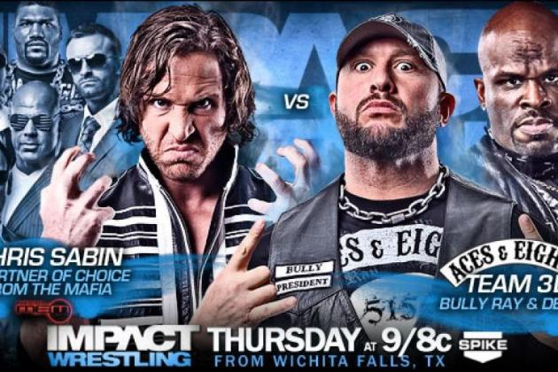 TNA Impact Wrestling: Rumors, News, Bound for Glory Update and August 8 Preview