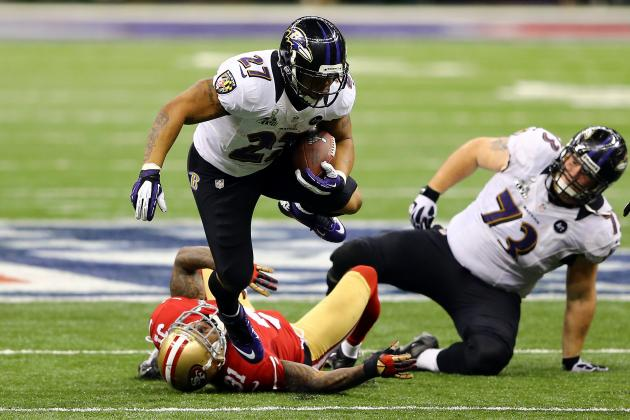 Fantasy Football 2013: Beware of Overworked RBs Like Arian Foster, Ray Rice