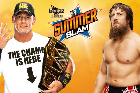 WWE SummerSlam 2013: Matches That Must Deliver for Card To Be a Success