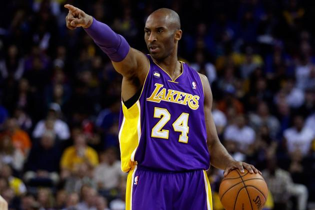 Lakers News: Latest on Kobe Bryant's Recovery, LA's 2013-14 Schedule and More