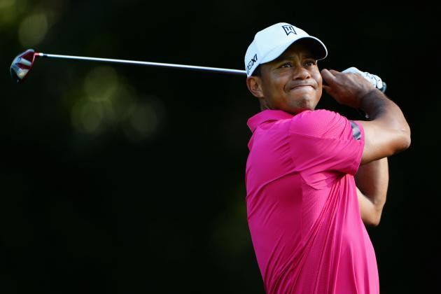 PGA Championship 2013 Tee Times: Pairings and Predictions for Thursday