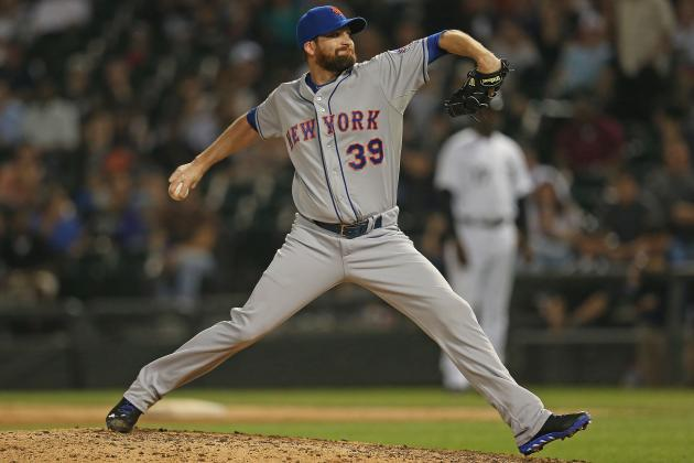 Parnell to DL; Mets to Close by Committee