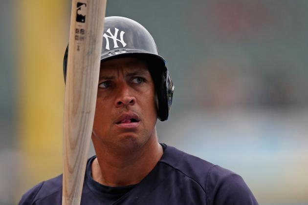 MLBPA Advised A-Rod Deal for Right Number
