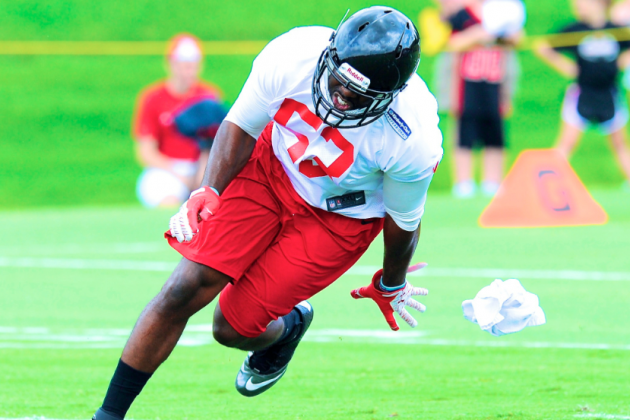 Is There Room on the Falcons' Roster for Brian Banks?