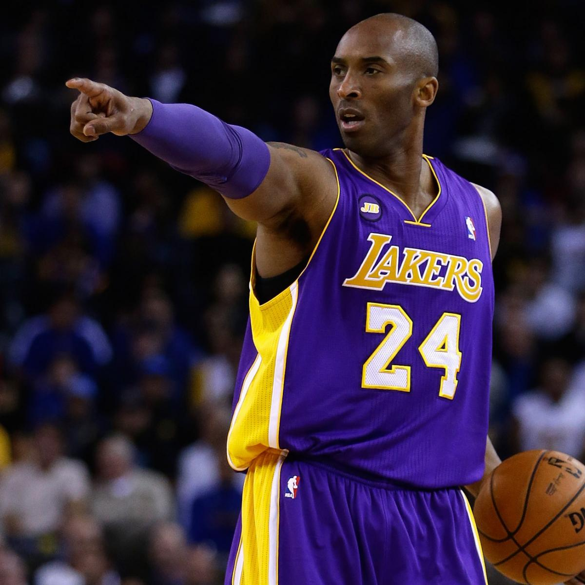 LA Lakers Schedule 2013-14: 10 Most Anticipated Games of ...