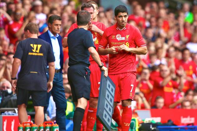 Liverpool Transfer News: Owner John W. Henry Rules Out Luis Suarez Arsenal Move