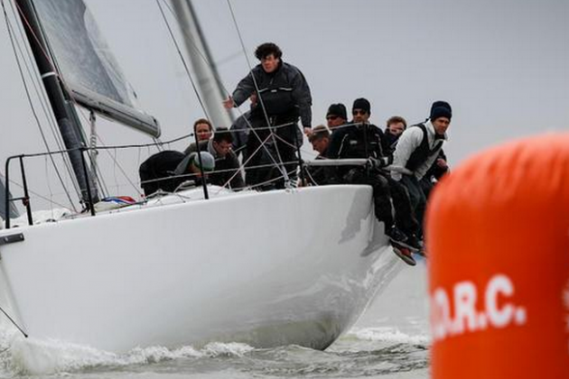 Fastnet Challenge Looms for the British Keelboat Academy