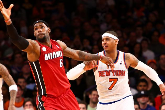 Debate: Which '13-14 Knicks Game Are You Most Excited About?