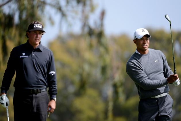 PGA Championship 2013 Predictions: Bold Projections for Tiger Woods and More