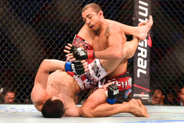 Jose Aldo Suffering from Kidney Stones in Addition to Broken Foot