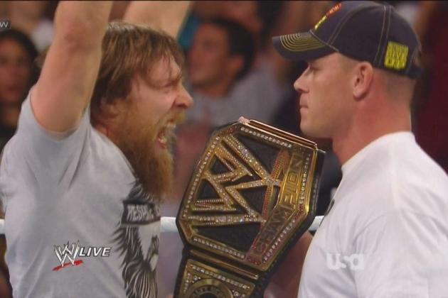 WWE Raw Review (8/5/13): John Cena, Daniel Bryan, Randy Orton Take on the Shield
