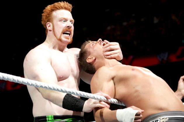 WWE: Sheamus' Injury Is Perfect Opportunity to Repackage Him Upon His Return