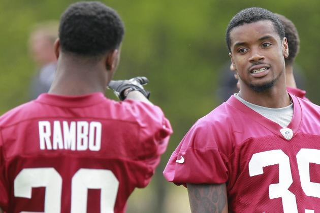 Rookie Report: Safety Bacarri Rambo