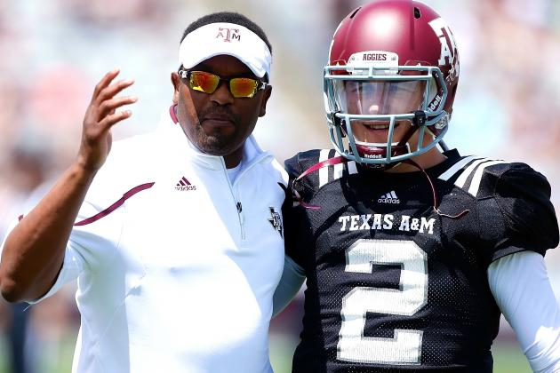 Tough Decision Looms for Texas A&M on Whether to Play or Sit Johnny Manziel