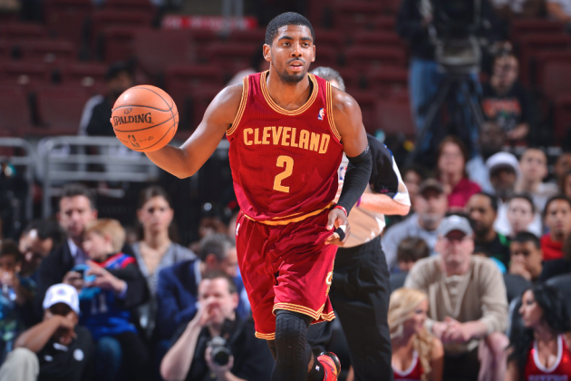 Are Cleveland Cavs 1 Trade Away from Pairing Kyrie Irving with a Star?