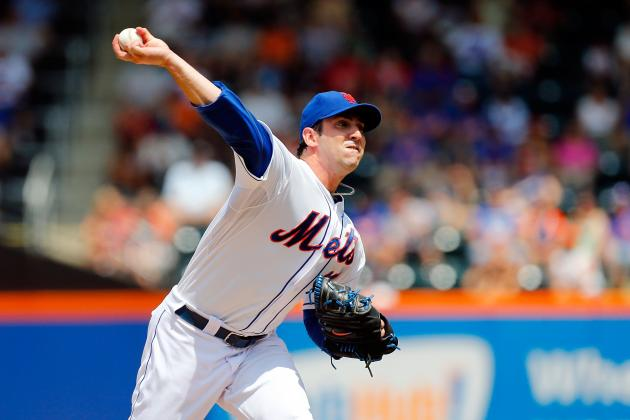 An Open Plea to Sandy Alderson Not to Baby Matt Harvey Down the Stretch