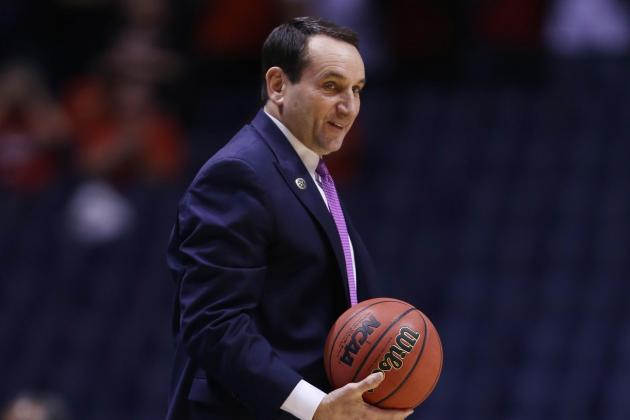 Duke Basketball: The Myth of Coach K's Short Rotation