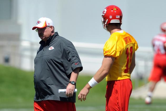Kansas City Chiefs Coach Andy Reid Has Long Coveted Alex Smith
