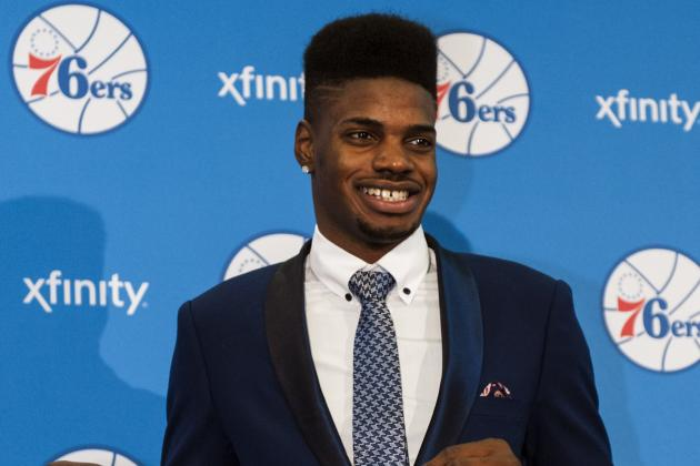 Kentucky Basketball: Nerlens Noel on ESPN's First Take