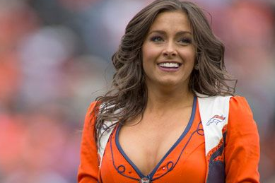 NFL Cheerleader Gallery