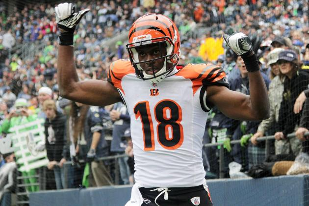 AJ Green Injury: Ruling Star WR out of Preseason Opener Is Right Move by Bengals