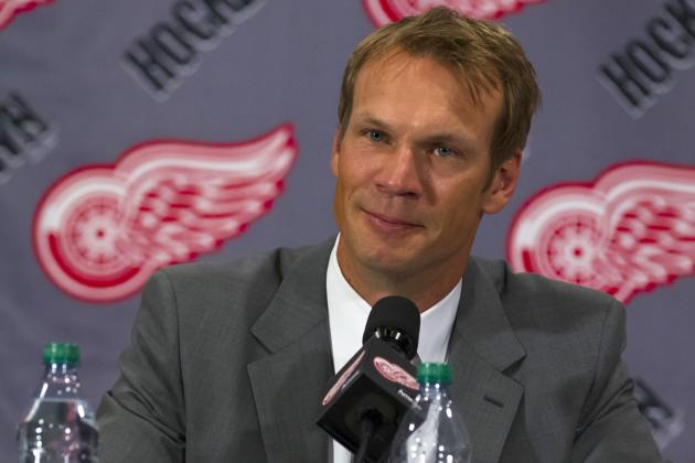 After Nicklas Lidstrom's No. 5, It's Time to Take a Break from Retiring Numbers