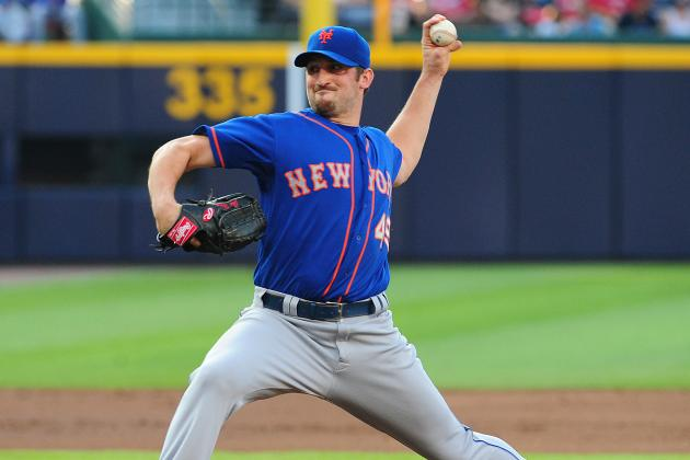 Niese Says He 'Should Be Ready' to Return Sunday