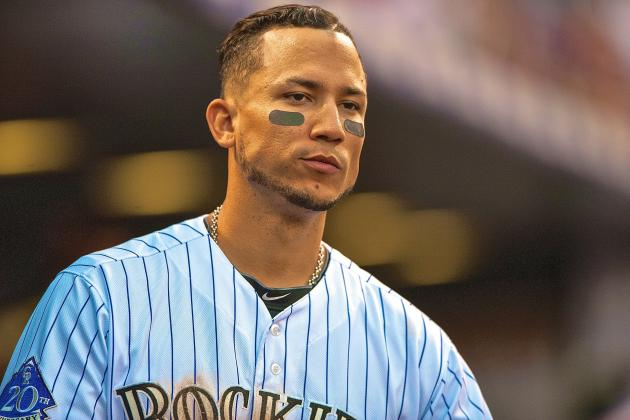 Carlos Gonzalez Injury: Updates on Rockies Star's Finger