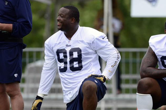 Kendall Langford Getting Comfortable in 4-3