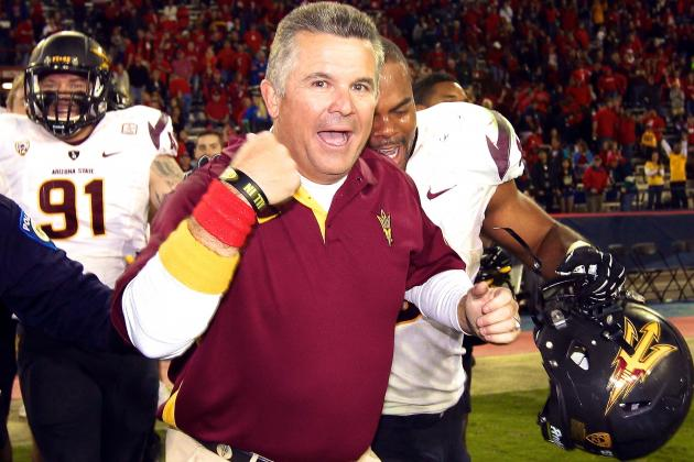 Which Second-Year College Football Coaches Are Set Up to Succeed in 2013?