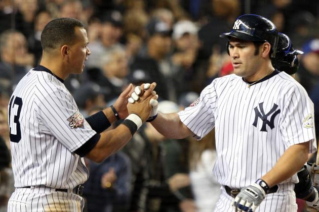 Johnny Damon Says A-Rod Taints 2009's Title, Ignores 2004 Red Sox