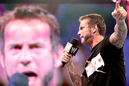 CM Punk Has Masterfully Carried His Feud in Brock Lesnar's Absence