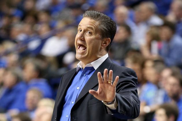 How Will John Calipari Mold Kentucky's Loaded Roster into a Juggernaut?