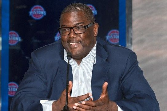 Grantland: Dumars Says Pistons Have 'Real Shot'
