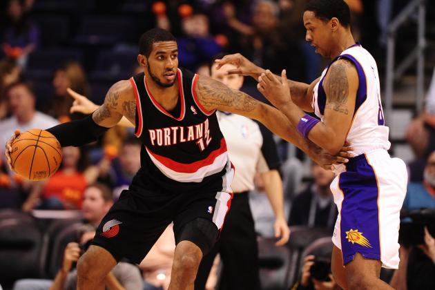 Blazers' Dwindling National TV Presence Reflects Their on-Court Fortunes