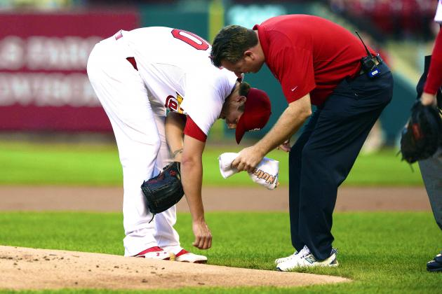Shelby Miller Injury: Updates on Cardinals Pitcher's Elbow