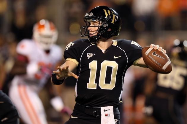 2013 ACC Football: Analyzing the Wake Forest Demon Deacons Schedule