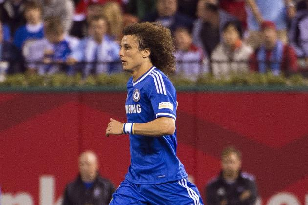 Chelsea Transfer News: Blues Should Reject Barcelona Interest in David Luiz
