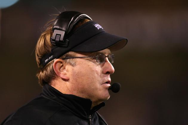 TCU Coach Gary Patterson Calls Out LSU's Les Miles for Jeremy Hill Vote
