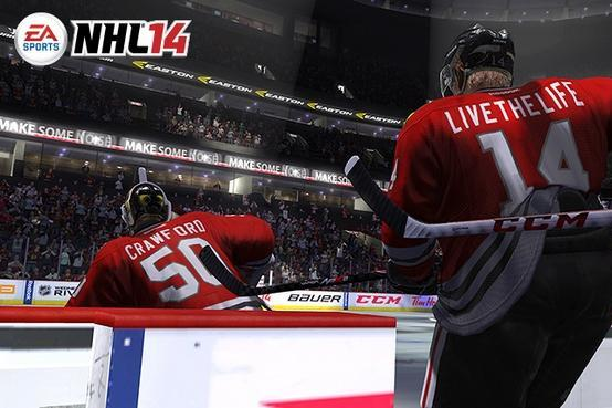 NHL 14: Live the Life Mode Attempts to Increase Realism on and off the Ice