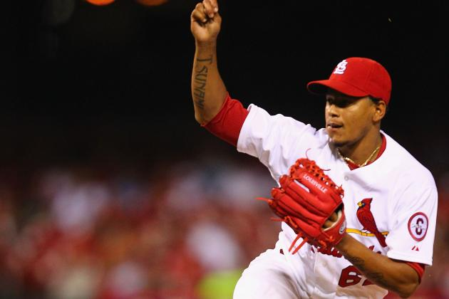 Carlos Martinez to Be Recalled, to Make Start on Thursday Night