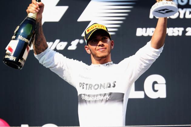 Lewis Hamilton No Longer Has Respect of Force India's Adrian Sutil After Feud