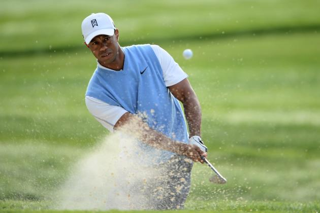PGA Championship 2013: Total Coverage Hub for Day 1
