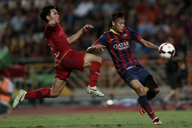 Malaysia vs. Barcelona: Complete Preview, Team News, and Projected Lineup