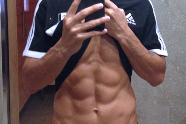 ABS-Olutely Fabulous! Selfie Shows Berbatov Looking Shredded in Pre-Season