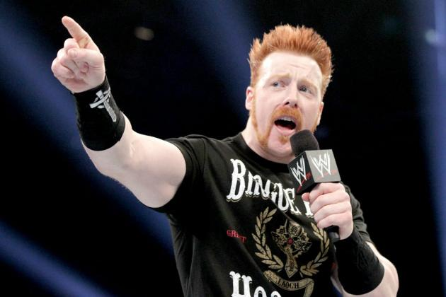 Sheamus: How Should the WWE Repackage Him Upon His Return from Surgery?